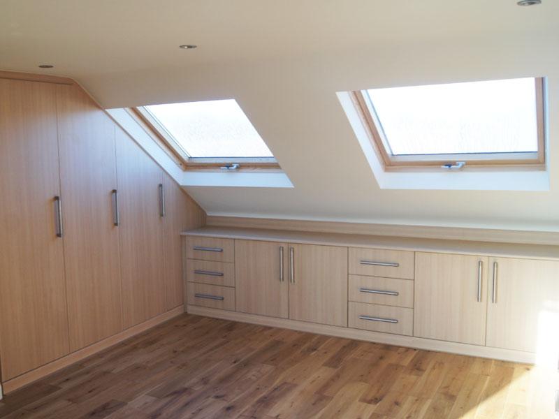 Loft Rooms attic conversions – smart roofing solutions